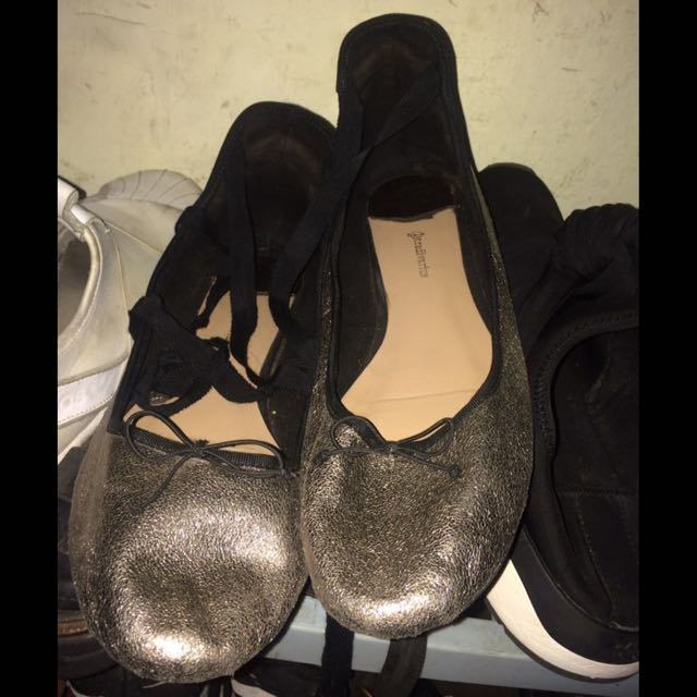 Stradivarius Ballerina Flatshoes
