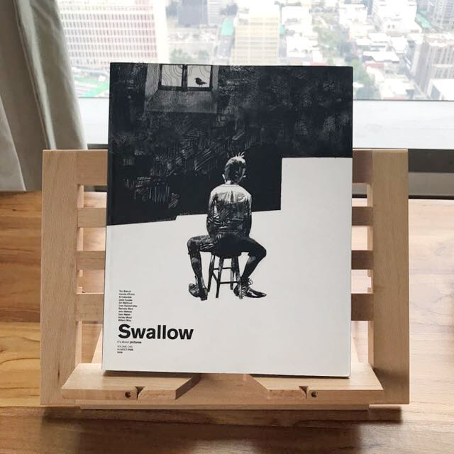 Swallow: It's About Pictures (Vol. 1 No. 5)