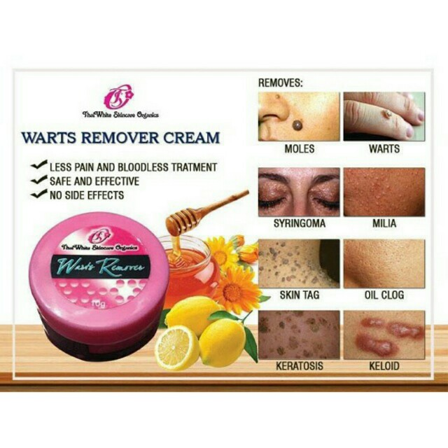 Thai Warts Remover Cream