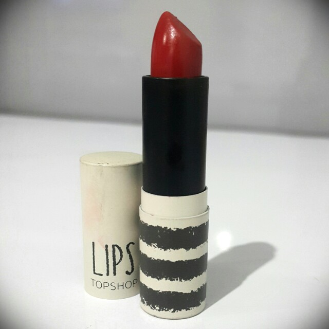 Topshop lipstick - screen siren