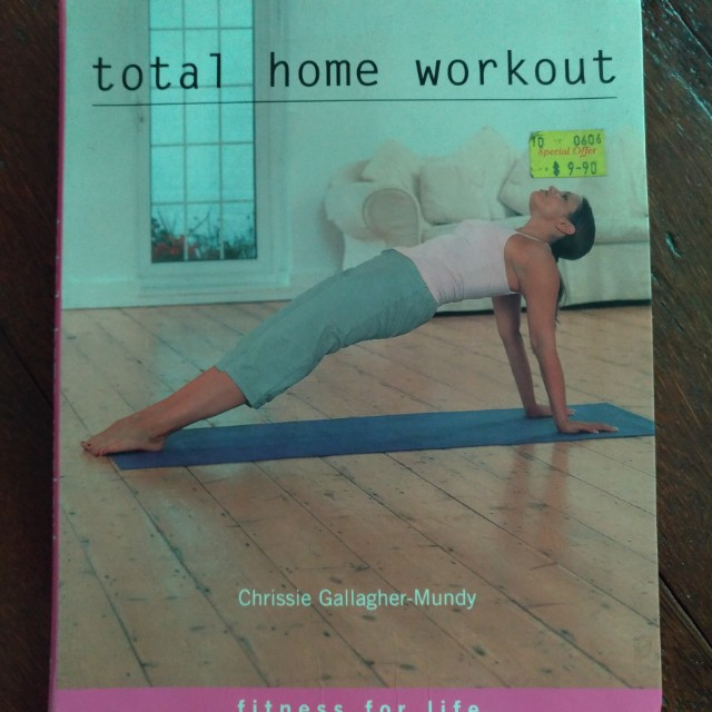 Total Home Workout by Chrissie Gallaghet Mundy