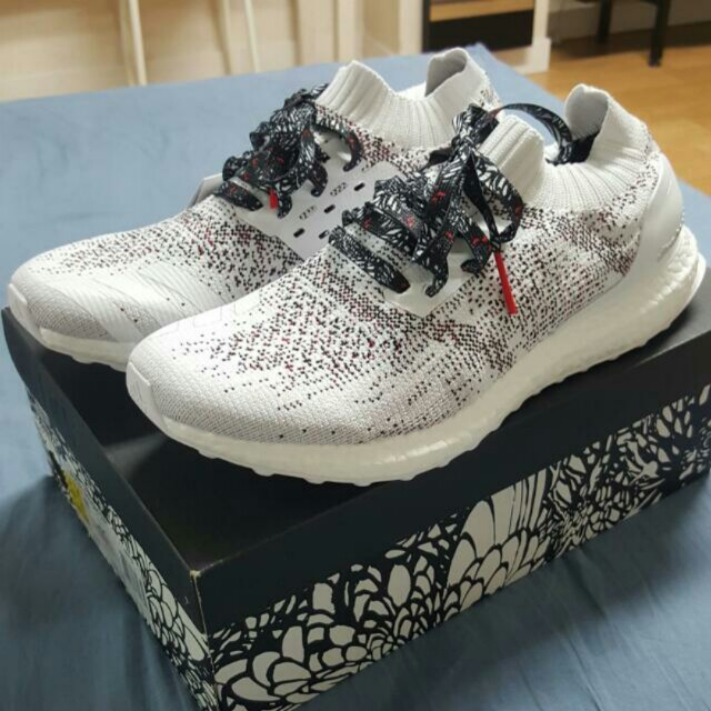 brand new a1a82 25e38 Ultra boost uncaged cny, Men's Fashion, Footwear on Carousell