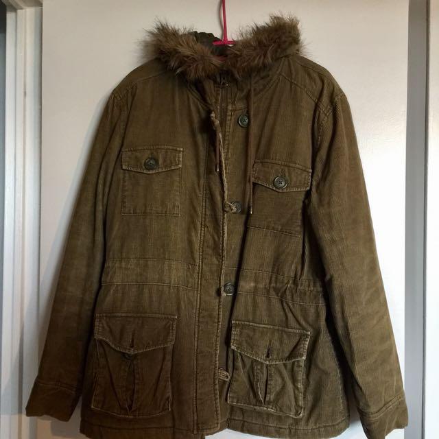 Vintage roots fall jacket