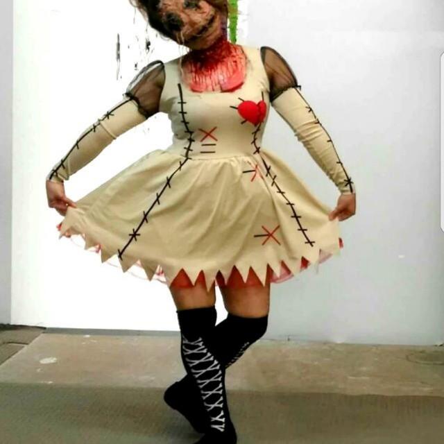 Voodoo Doll Halloween Costume