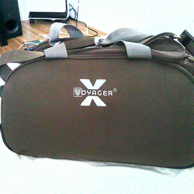 Voyager Luggage Trolley