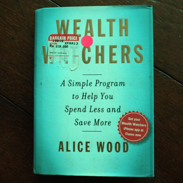 Wealth Watchers by Alice Wood