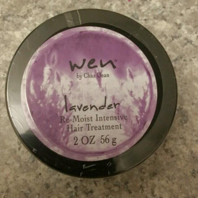 BNIP Wen by Chaz Dean Lavender Re-Moist Intensive Hair Treatment