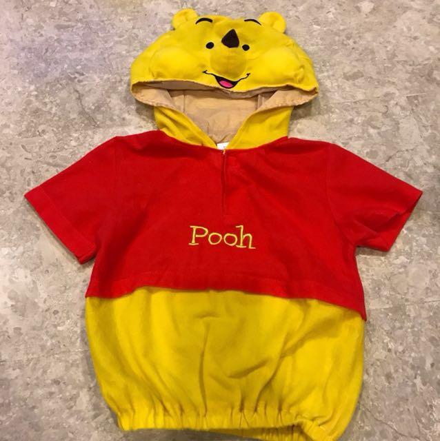 08aed3ff2dc7 Winnie the Pooh costume