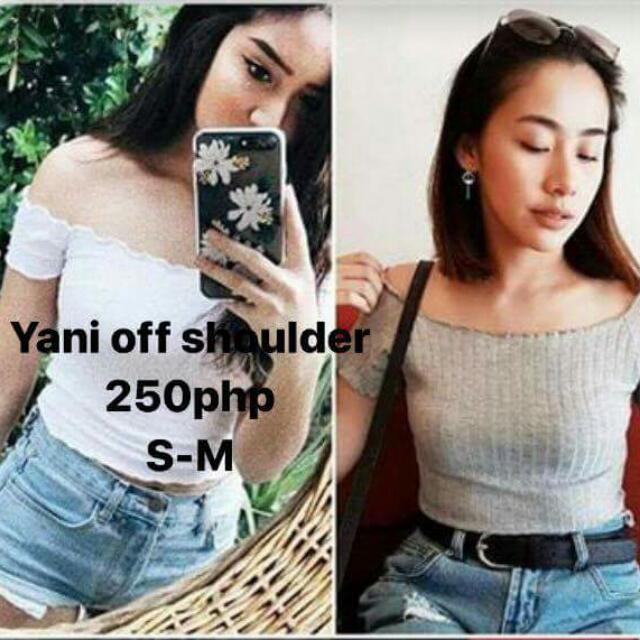 Yani Off-shoulder