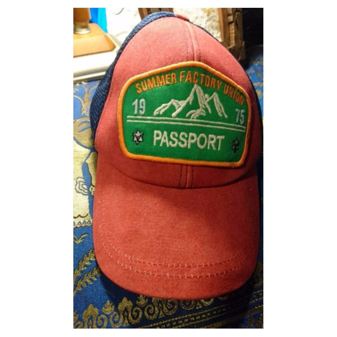 ZARA 素面網帽 可調整大小 百搭 全新 特優價 棒球帽 全新 吊牌還在
