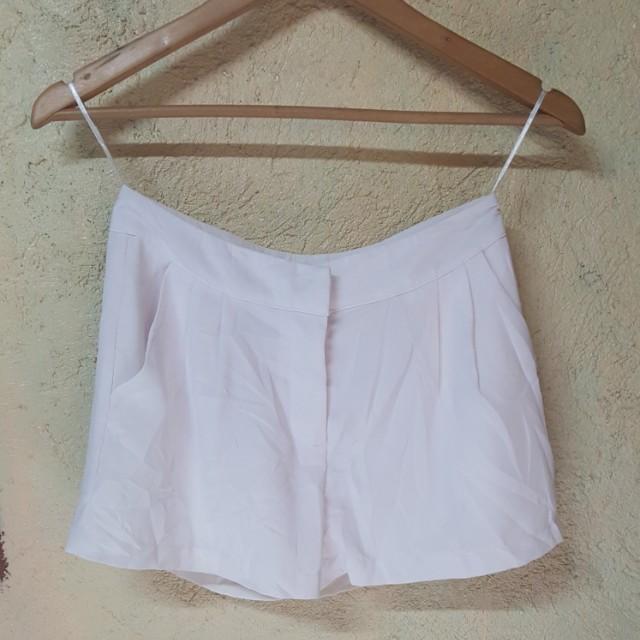 Zara Basic Flowy Shorts