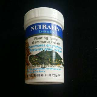 Nutrefin basix floating Turtle pellets