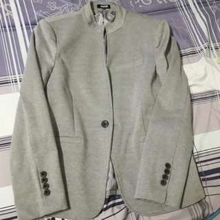 Suit/Coat (Gray)