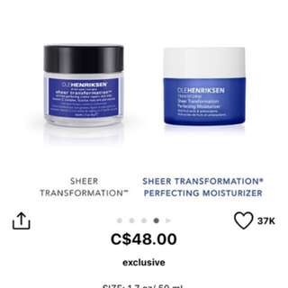 Ole Henriksen - Sheer Transformation