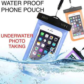 INSTOCK Waterproof Phone Pouch