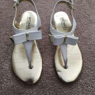 Michael Kors girls sandal