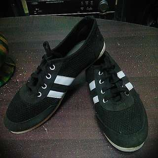 Adidas-inspired shoes (womens)