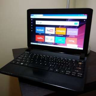 Acer Emachines 10inch netbook