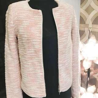PROMOD tweed blazer
