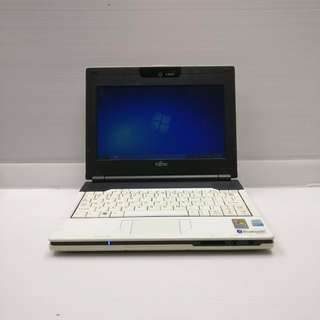 Fujitsu M1010 Atom-N270 1GB Ram 60GB HDD (With Charger/USB mouse/Case)