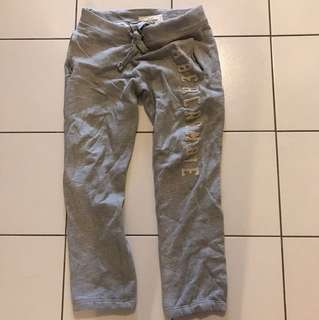 Abercrombie mens small joggers