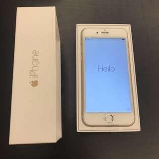 Iphone6   64g 金 4.7