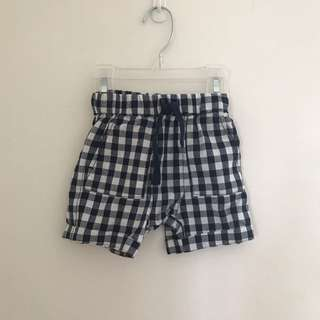 NEW without tags SEED baby shorts 0-3 months