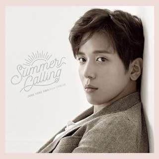 [PRE-ORDER]Jung Yong Hwa- 2nd Japan Album- Summer Calling (CD) Normal (Release 09.08.17)