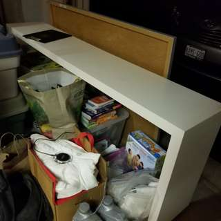IKEA Roll-Over Bed Desk