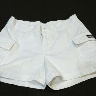 CONVERSE White Shorts
