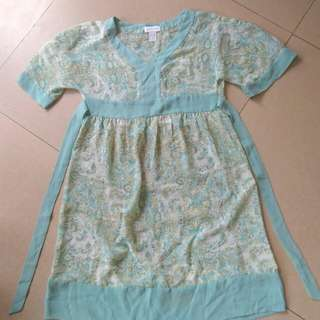 Preloved maternity dress