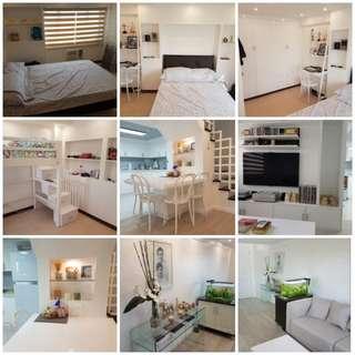2 Bedrooms Condominium unit