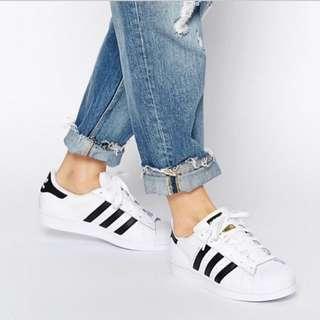 FREE SHIPPING Adidas Superstars