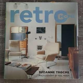 Retro Interior Design Book
