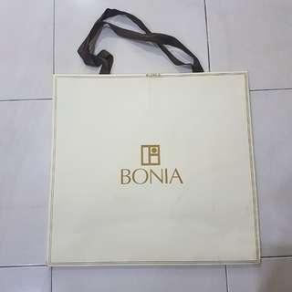 Paperbag bonia uk besar