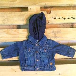 timberland denim jacket untuk 3 bulan
