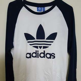 Adidas Long Sleeve Size Medium Brand New With Tags