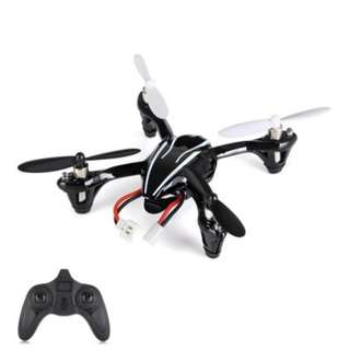 Original HUBSAN X4 H107L Drone Brushless Motor Wireless Control Quadcopter