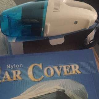 Nylon car cover with vacuum (fit for sedan cars)