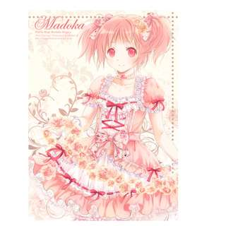 Folder - 魔法少女まどか☆マギカ 魔法少女小圓 ~ 廢怯少女 鹿目まどか