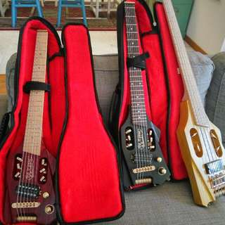 Tripper Travellers Guitar & Bass