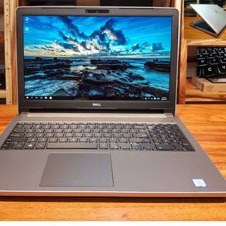 DELL INSPIRON 5559 (with Backlit keys & TouchScreen)