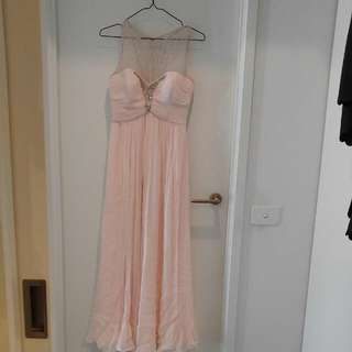 (price Reduced!) Stunning Forever New Formal Dress S 6