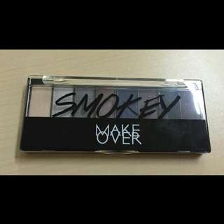 Make Over Eyeshadow Pallete SMOKEY
