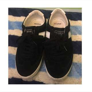 pull and bear sneakers size 8