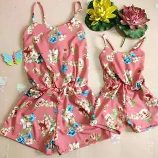 Mother&daughter terno fabric best seller