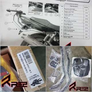 HONDA SUPER4 VTEC SPEC 1 AND 2 BOX PACKAGE