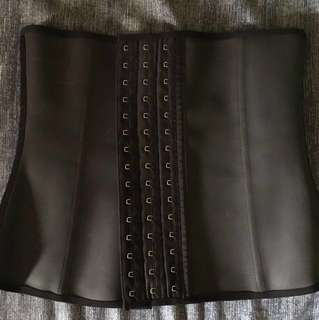Latex Waist Trainer for Fat Burning and Slimming MEDIUM