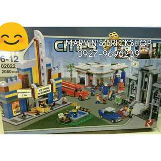 For Sale City 50th Anniversary Building Block Toy LEPIN 02022