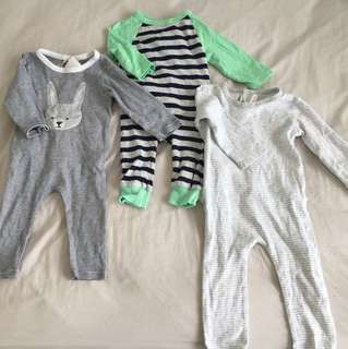 Seed baby Rompers